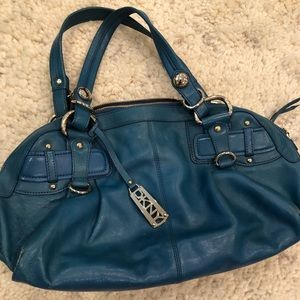 DKNY Turquoise bag